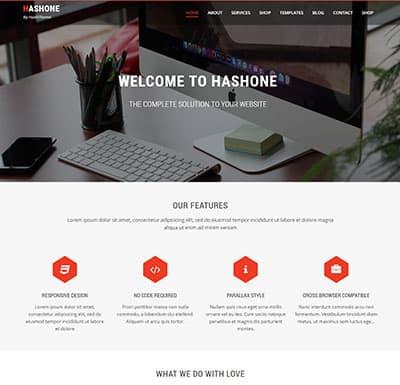 HashThemes - Free and Premium WordPress Themes, Templates
