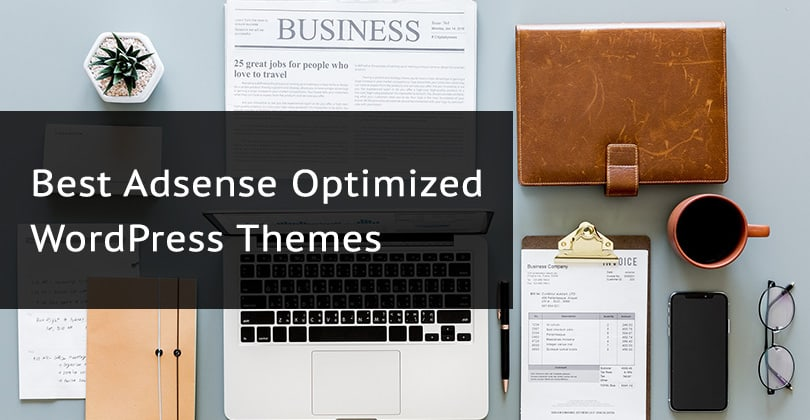 20 Best Adsense Optimized Wordpress Themes Hashthemes
