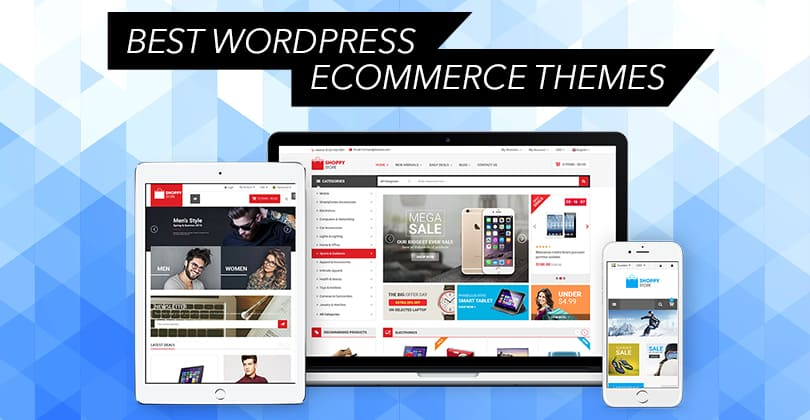 20+ Best Premium and Free WordPress eCommerce Themes for 2021 to Build an Online Store