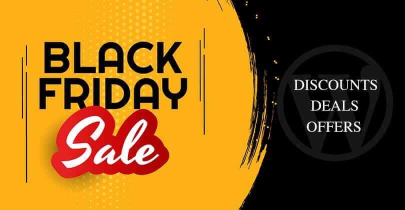 Best WordPress Black Friday and Cyber Monday Deals and Discounts 2020