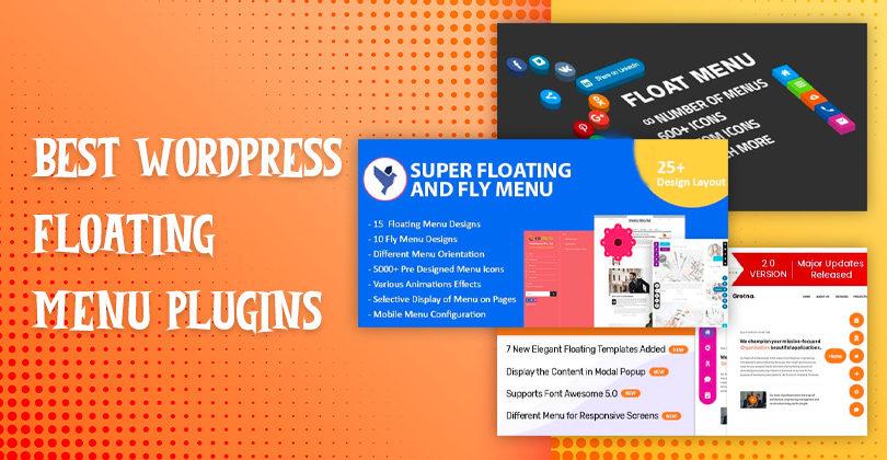 5 Best WordPress Floating Menu Plugins